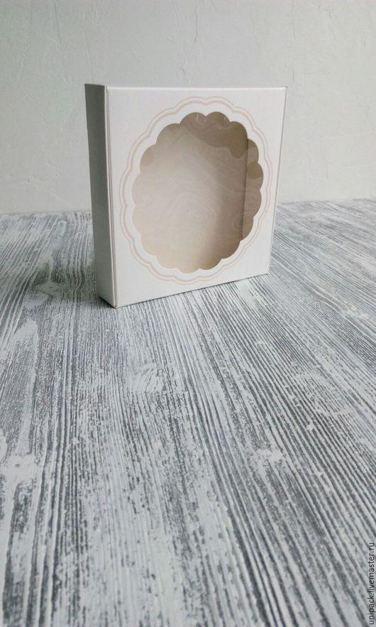 Оригинальная упаковка. Картонная коробочка с окошком.