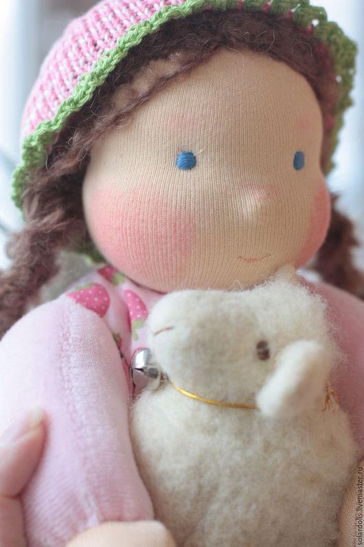 Вальдорфская кукла Тася 32 см .Julia Solarrain (SolarDolls) Ярмарка Мастеров