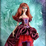 Куклы и игрушки ручной работы. Ярмарка Мастеров - ручная работа КатИ, фарфоровая шарнирная кукла РЕЗЕРВ. Handmade.
