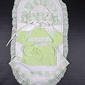 Одежда детская handmade. Livemaster - original item Kit for extracts. The envelope.. Handmade.