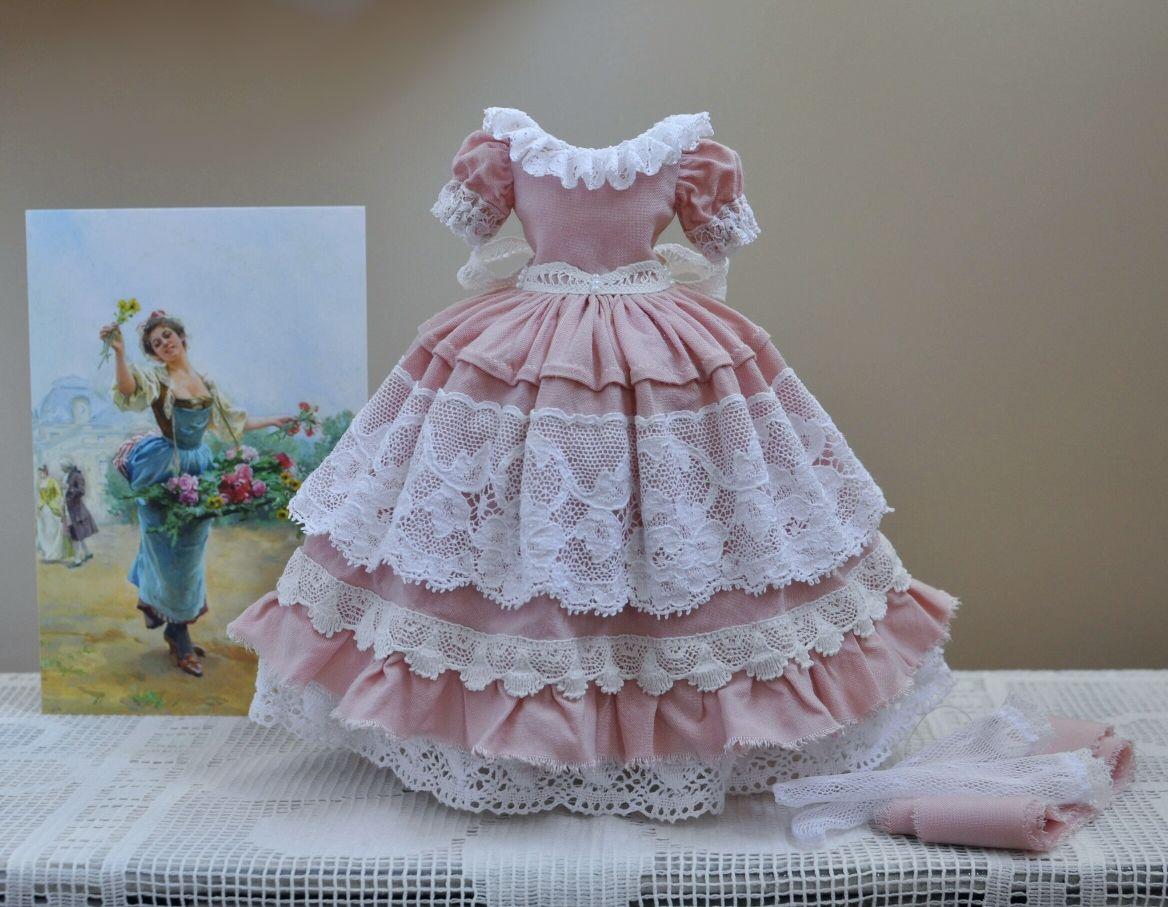 Blythe dress, pullip dress, blythe clothes, Clothes for dolls, Taganrog,  Фото №1