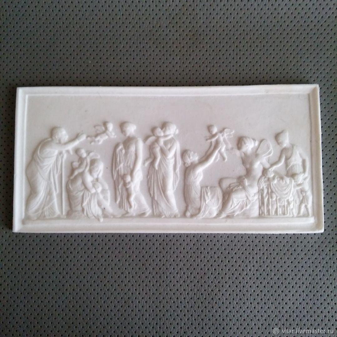 Панно античное № 18, Декор для декупажа и росписи, Балашиха,  Фото №1