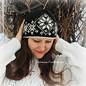 Аксессуары handmade. Livemaster - original item Women`s hat