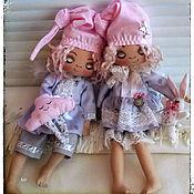 Куклы и игрушки ручной работы. Ярмарка Мастеров - ручная работа Ангелочки Соньки. Handmade.