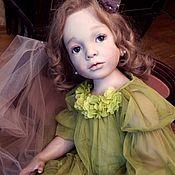 Куклы и игрушки ручной работы. Ярмарка Мастеров - ручная работа Кукла реборн Алёнушка. Handmade.