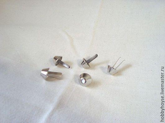 Другие виды рукоделия ручной работы. Ярмарка Мастеров - ручная работа. Купить ножки для сумок 12 мм. Handmade.