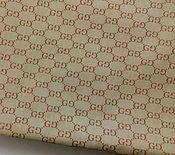 Материалы для творчества ручной работы. Ярмарка Мастеров - ручная работа Ткань хлопок GUCCI. Брендовая ткань для шитья, одежды, текстиля. Handmade.