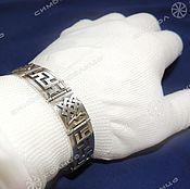 handmade. Livemaster - original item Slavyansky bracelet, Oberezhny. Handmade.