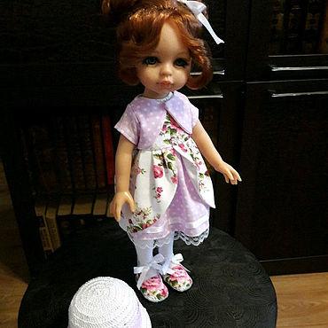 Куклы и игрушки ручной работы. Ярмарка Мастеров - ручная работа Одежда для кукол: наряд для Паола Рейна. Handmade.
