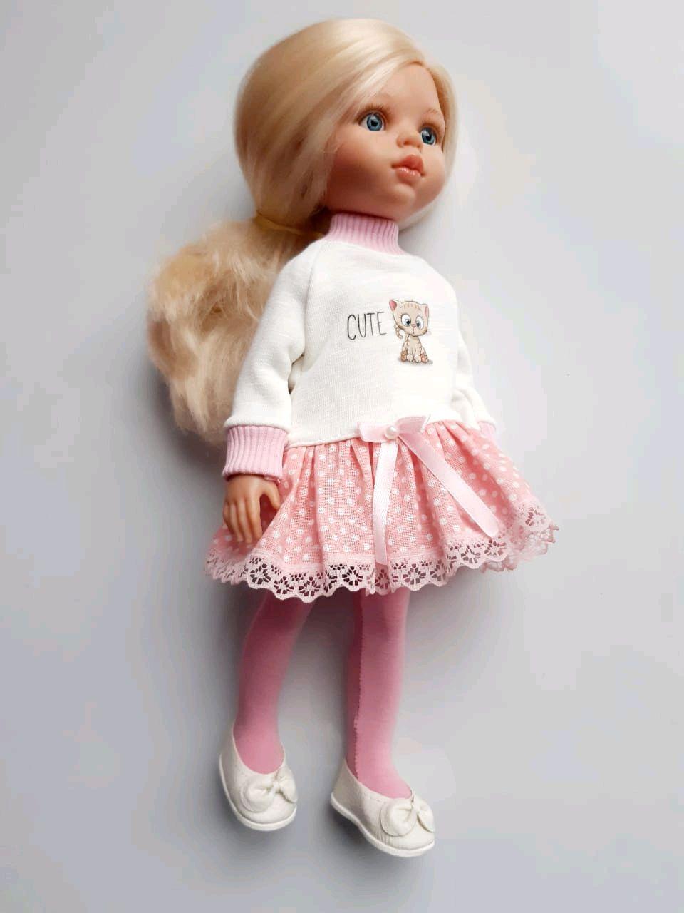 Одежда для кукол 32-35см Паола Рейна и им подобным, Одежда для кукол, Москва,  Фото №1
