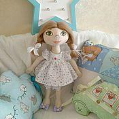 Куклы и игрушки ручной работы. Ярмарка Мастеров - ручная работа Купить куклу. Кукла ручной работы -Фёкла.. Handmade.