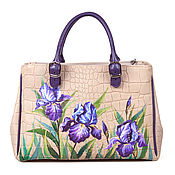 Сумки и аксессуары handmade. Livemaster - original item The average bag of