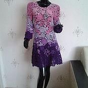Одежда handmade. Livemaster - original item purple caprice. Handmade.