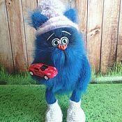 Куклы и игрушки handmade. Livemaster - original item Cat Pujante. Handmade.
