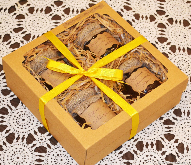Крымская коллекция. Подарочный набор, Джем и варенье, Икша,  Фото №1