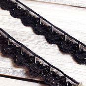 Украшения ручной работы. Ярмарка Мастеров - ручная работа Чокер с вышивкой. Handmade.