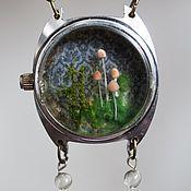 Украшения ручной работы. Ярмарка Мастеров - ручная работа Подвеска подводные грибы. Handmade.