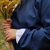 Одежда handmade. Livemaster - original item Russian simple woolen dress. Handmade.