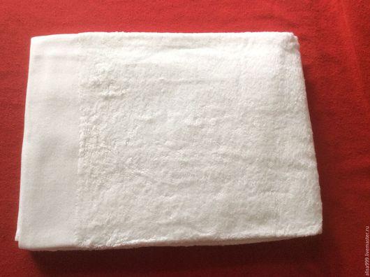Для дома и интерьера ручной работы. Ярмарка Мастеров - ручная работа. Купить Полотенца из Microcotton Турецкий бамбук. Handmade. Белый