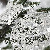 Подарки к праздникам ручной работы. Ярмарка Мастеров - ручная работа Декор новогодний. Handmade.