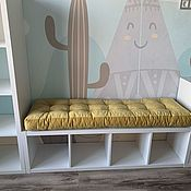 Для дома и интерьера handmade. Livemaster - original item Pillow mattress for children. Handmade.