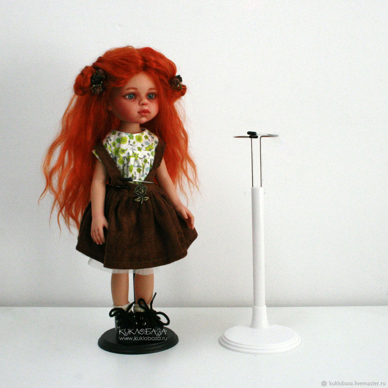 Подставка для куклы 35 см (в наличии черная), Шарнирная кукла, Москва,  Фото №1