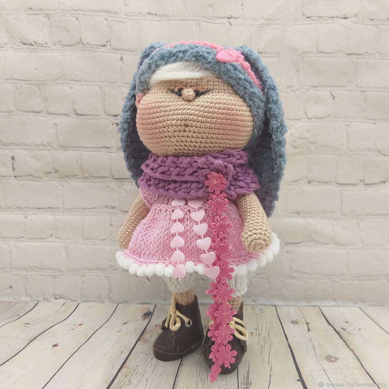 Вязаная кукла.Интерьерная кукла, Куклы Тильда, Волгоград,  Фото №1