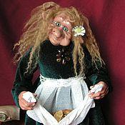 Куклы и игрушки ручной работы. Ярмарка Мастеров - ручная работа Амбер-тролль. Фройляйн.. Handmade.