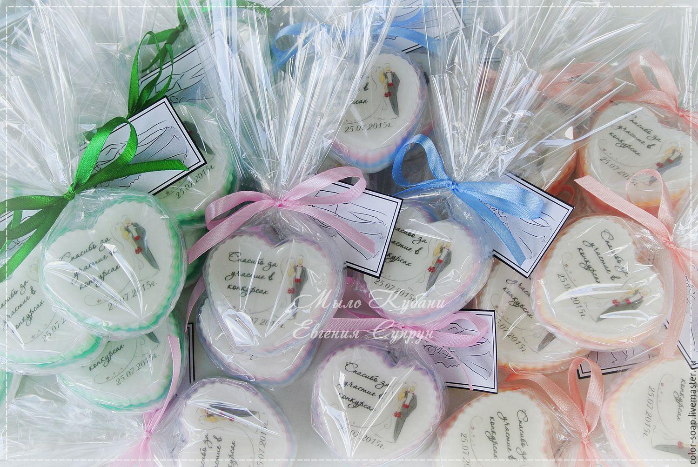 Сувениры для гостей на свадьбе фото