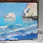 Картины и панно handmade. Livemaster - original item Under the sun of Italy. Handmade.