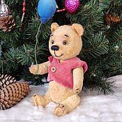 Куклы и игрушки handmade. Livemaster - original item Teddy Bears: Winnie The Pooh  .. Handmade.
