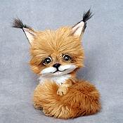 Куклы и игрушки handmade. Livemaster - original item Squirrel Alice. Handmade.
