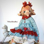 Куклы и игрушки ручной работы. Ярмарка Мастеров - ручная работа Патриша. Handmade.