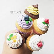 Посуда handmade. Livemaster - original item Sweet spoon cake. Handmade.