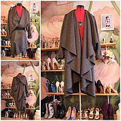 """Одежда ручной работы. Ярмарка Мастеров - ручная работа Кардиган """"Grey"""". Handmade."""