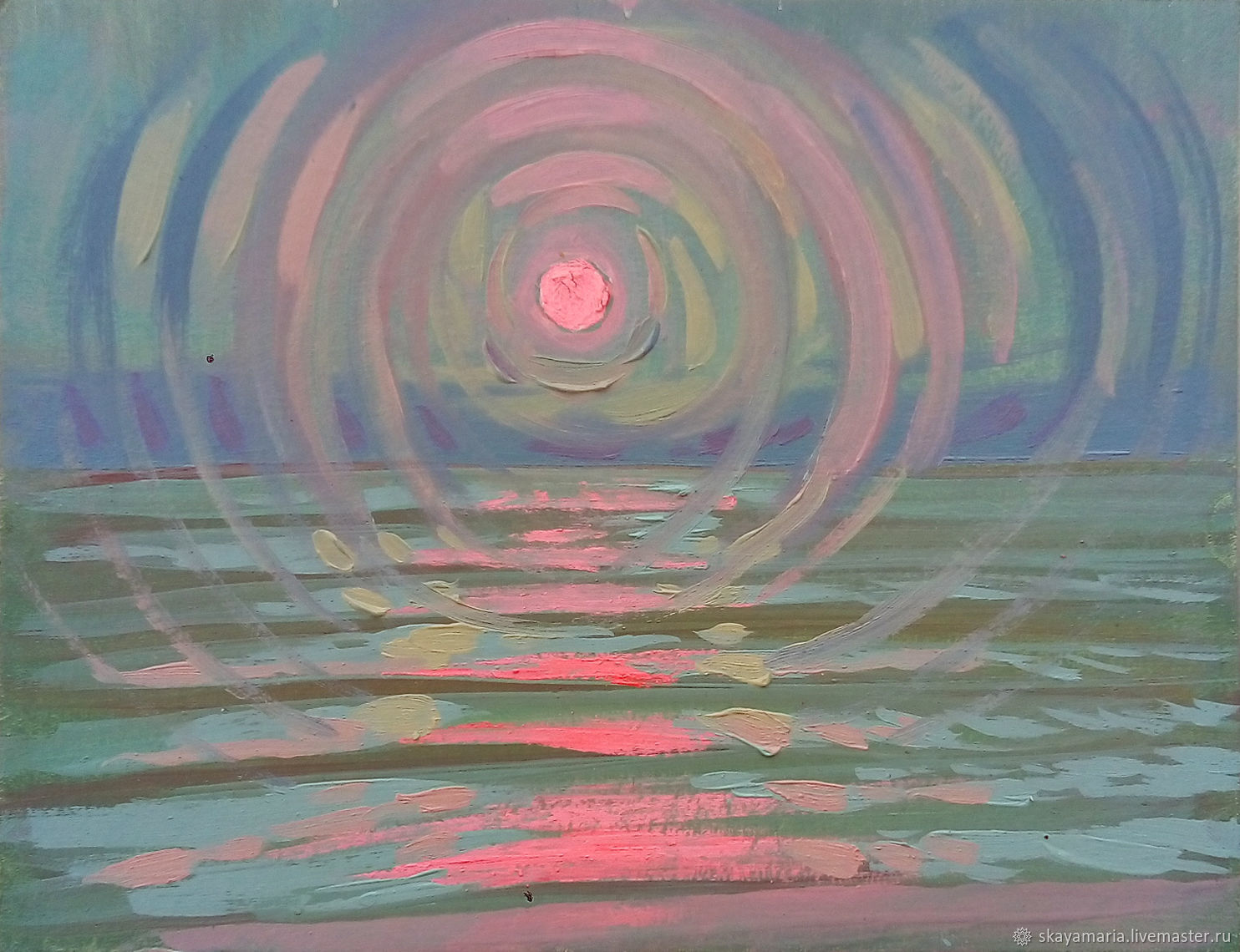 Oil painting. The Sun Of Goa, Pictures, Moscow,  Фото №1