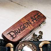 Сувениры и подарки ручной работы. Ярмарка Мастеров - ручная работа Флешка Dragon Age. Handmade.