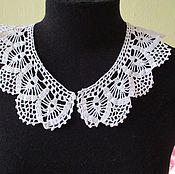 Винтаж handmade. Livemaster - original item Collar crochet. Handmade.