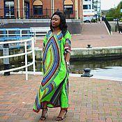 Одежда ручной работы. Ярмарка Мастеров - ручная работа Африканская туника. Handmade.