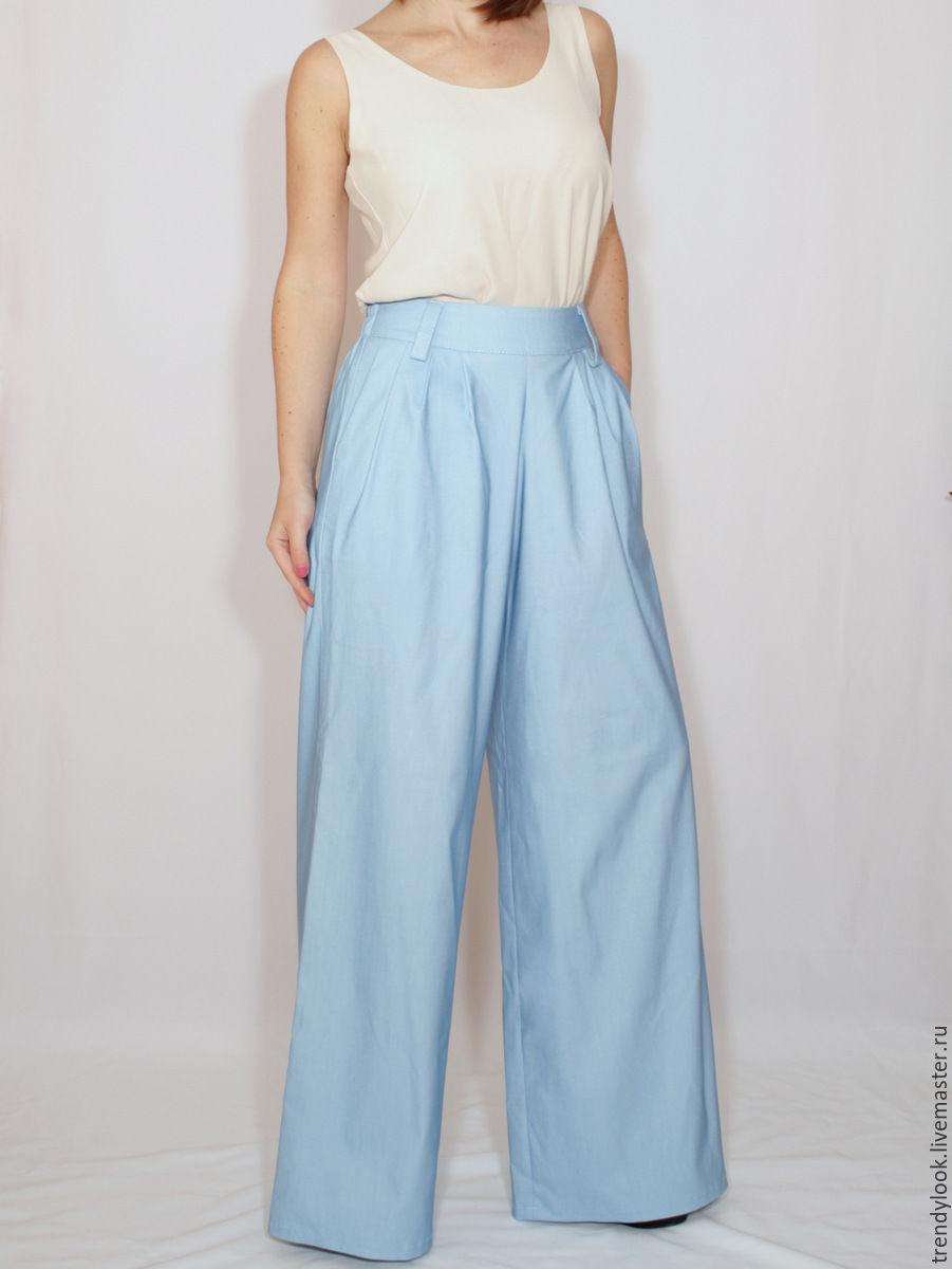 Джинсовые юбка брюки купить в