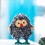 Куклы и игрушки ручной работы. Ярмарка Мастеров - ручная работа Совёнок. Handmade.