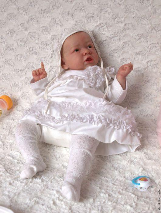 Куклы-младенцы и reborn ручной работы. Ярмарка Мастеров - ручная работа. Купить Милена! Кукла-реборн.. Handmade. Золотой