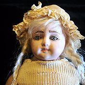 """Винтаж ручной работы. Ярмарка Мастеров - ручная работа кукла""""Козетта""""  Резерв. Handmade."""