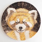 Тарелка «Красная панда»