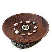 Посуда handmade. Livemaster - original item Dish textured 39#22. Handmade.