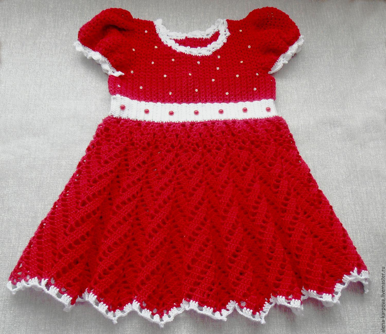 Платья для девочки 3 лет фото пошагово
