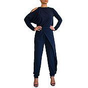 Одежда handmade. Livemaster - original item Rompers womens jumpsuit transformer