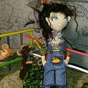 Куклы и пупсы ручной работы. Ярмарка Мастеров - ручная работа Козюля. Handmade.