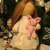 Куклы и игрушки ручной работы. Ярмарка Мастеров - ручная работа Кукла интерьерная. Белоснежка.. Handmade.