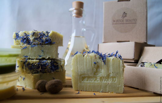 Мыло ручной работы. Ярмарка Мастеров - ручная работа. Купить Антибактериальное мыло (ручная работа, натуральные компоненты). Handmade. Мыло